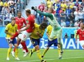 السويد إلى ربع نهائي كأس العالم