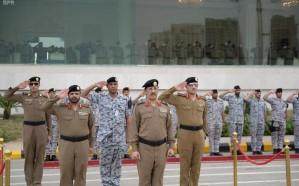 تخريج عدد من الدورات التخصصية في مركز تدريب المديرية العامة للسجون بمحافظة جدة