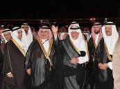 أمير مكة يفتتح الدورة الـ12 لسوق عكاظ