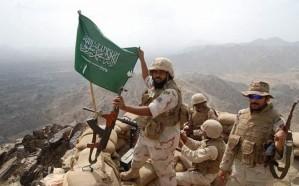 شاهد.. القوات السعودية تكبد الحوثيين خسائر فادحة على الشريط الحدودي