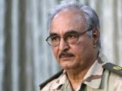 نجاة اللواء الليبي المتقاعد خليفة حفتر من محاولة اغتيال