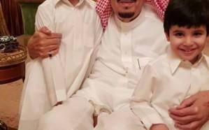 صور.. الملك سلمان وأخيه الأمير أحمد في منزل الأميرة الجوهرة