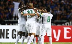 المنتخب السعودي يفوز على تايلاند بثلاثية ويتصدر مجموعته في تصفيات كأس العالم
