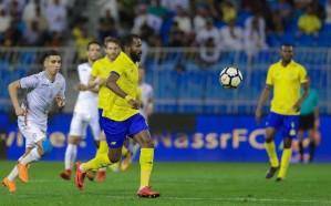 النصر يخطف فوزًا ثمينًا أمام الشباب