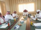 النفيعي يرأس اجتماع مجلس الشؤون المدرسية