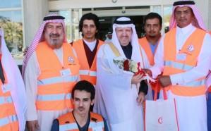 """""""الهلال الأحمر"""" يحتفي باليوم العالمي للتطوع بالباحة"""