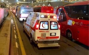 الهلال الأحمر: وفاة و9 إصابات في حادث تصادم بتبوك