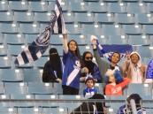 فيديو.. سعودية توضح: لهذا السبب حضرت إلى الملعب