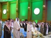 صورة: شخصيات دينية ترفض الوقوف للسلام الوطني.. والشؤون الإسلامية تعلِّق