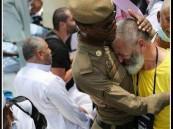 رجال الأمن السعودي في خدمة ضيوف الرحمن عنوانًا لنهجهم الإنساني قبل الأمني