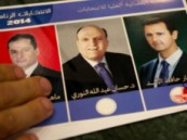 السوريون يختارون رئيسا جديدا للبلاد وسط تشديد أمني