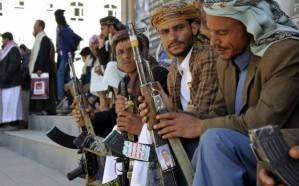 مقتل 7 حوثيين بينهم قيادات في قصف مدفعي لصعدة