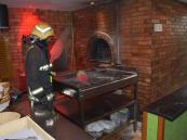 مدني جدة يباشر بلاغًا عن انفجار لحظي في مطعم