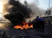 مسؤول: انفجار أمام مقر إقامة هادي في عدن