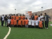فوز الخيالة على الصور ضمن بطولة كرة القدم بمكتب التعليم بمحافظة ميسان