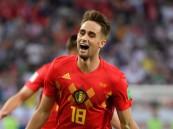 بلجيكا تحسم صراع الصدارة مع انجلترا