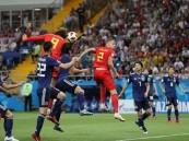 بلجيكا تخطف بطاقة التأهل في الوقت الضائع