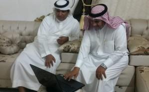 """مركز النشاط الاجتماعي في المباركة يُدشِّن حسابه الرسمي على """"تويتر"""""""