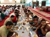 تعاوني الحناكية ينظم إفطار صائم عن شهداء الواجب