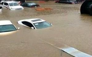 مدني جازان يدعو المواطنين والمقيمين بالابتعاد عن مجاري السيول