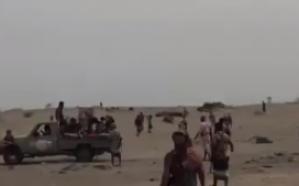 شاهد.. أول صور من داخل مطار الحديدة بعد تحريره ودحر الحوثيين