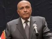 """وزير خارجية مصر يكشف سبب إعادة """"تيران وصنافير"""" الآن .. ويؤكد: ما حدث في الماضي كان تأجيلا للأمر"""