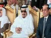 """بالصور .. خادم الحرمين يرعى ختام تمرين """"رعد الشمال"""" بحضور قادة الدول المشاركة"""