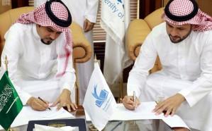 جامعة جدة وORACLE توقعان اتفاقية للتعاون في مجال البرمجيات والتدريب
