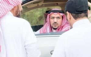أمير القصيم يدشِّن مشاريعًا للنقل غدًا