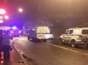 فيديو.. إصابة 8 أشخاص في حادث دهس بموسكو