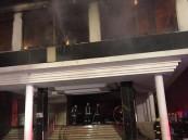إمارة مكة تكشف آخر مستجدات حريق حي الحمراء بجدة