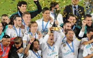 ريال مدريد بطلًا لكأس العالم للأندية