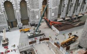 بيان للرئاسة العامة لشؤون الحرمين بشأن سقوط ذراع رافعة في المسجد الحرام