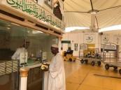 رئاسة شؤون الحرمين تودع ضيوف الرحمن بمطار الملك عبدالعزيز الدولي