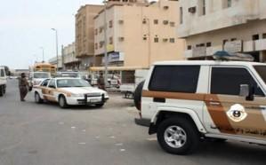 شرطة مكة: الإطاحة بمواطن تنكر في ملابس نسائية وأحرق سيارة
