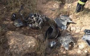 سي أن أن تطلع على بقايا صاروخ أطلقه الحوثيون نحو الرياض