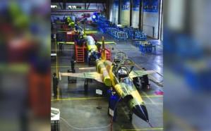 """فيديو.. المقاتلة الإيرانية """"الكوثر"""" نسخة طبق الأصل من """"إف-5"""""""