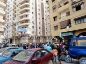 طبيب مصري يعثر على زوجته وأولاده مذبوحين