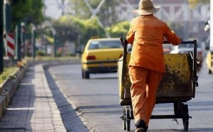 فيديو.. شاب يصفع عامل نظافة في الرياض