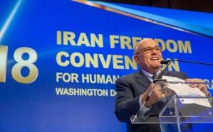 فيديو.. عمدة نيويورك السابق: ترامب يريد تغيير النظام الإيراني