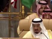 الملك سلمان: منذ 300 عامًا لم نعرف إرهابًا حتى أطلّت ثورة الخميني برأسها