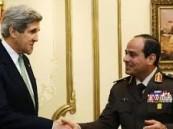 وزير الخارجية الأمريكي يبدأ زيارة لمصر غدًا