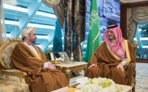 وزير الداخلية يستقبل سفيري سلطنة عمان وإيطاليا لدى المملكة
