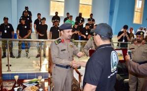 مدني الباحة يحتفل بتكريم المتطوعين بمناسبة اليوم العالمي للتطوع