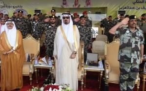 مساعد وزير الداخلية لشؤون العمليات يرعى حفل تخريج قوات أمن المنشآت