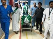 مستشفى الطوال العام يحتفل باليوم الوطني الـ88