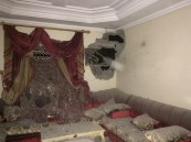 مدني جازان يباشر سقوط مقذوفات حوثية على صامطة
