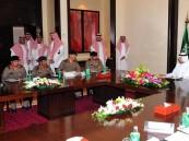 """أمير مكة يوجه بتشكيل لجنة عاجلة لحصر الأضرار الناتجة عن """"السيول"""""""