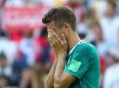 حامل اللقب خارج كأس العالم