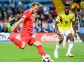 انجلترا تفوز على كولومبيا بركلات الترجيح